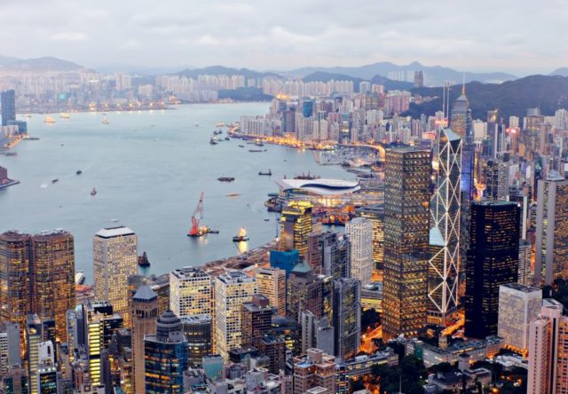 hong kong ucuz uçak bileti